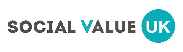 Social Value UK logo white crop