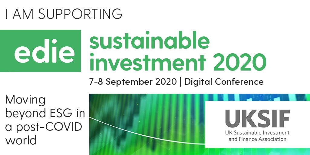 edie Sustainable Investment Digital Conference - Preview Image