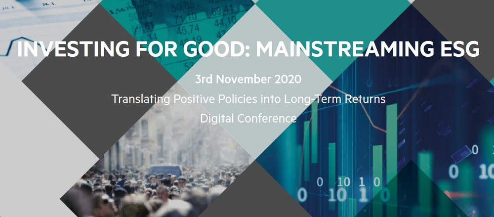 Investing For Good: Mainstreaming ESG - Preview Image