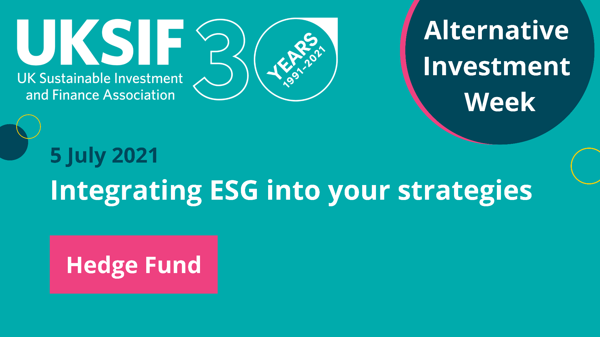 Implementing ESG in hedge fund strategies - Preview Image