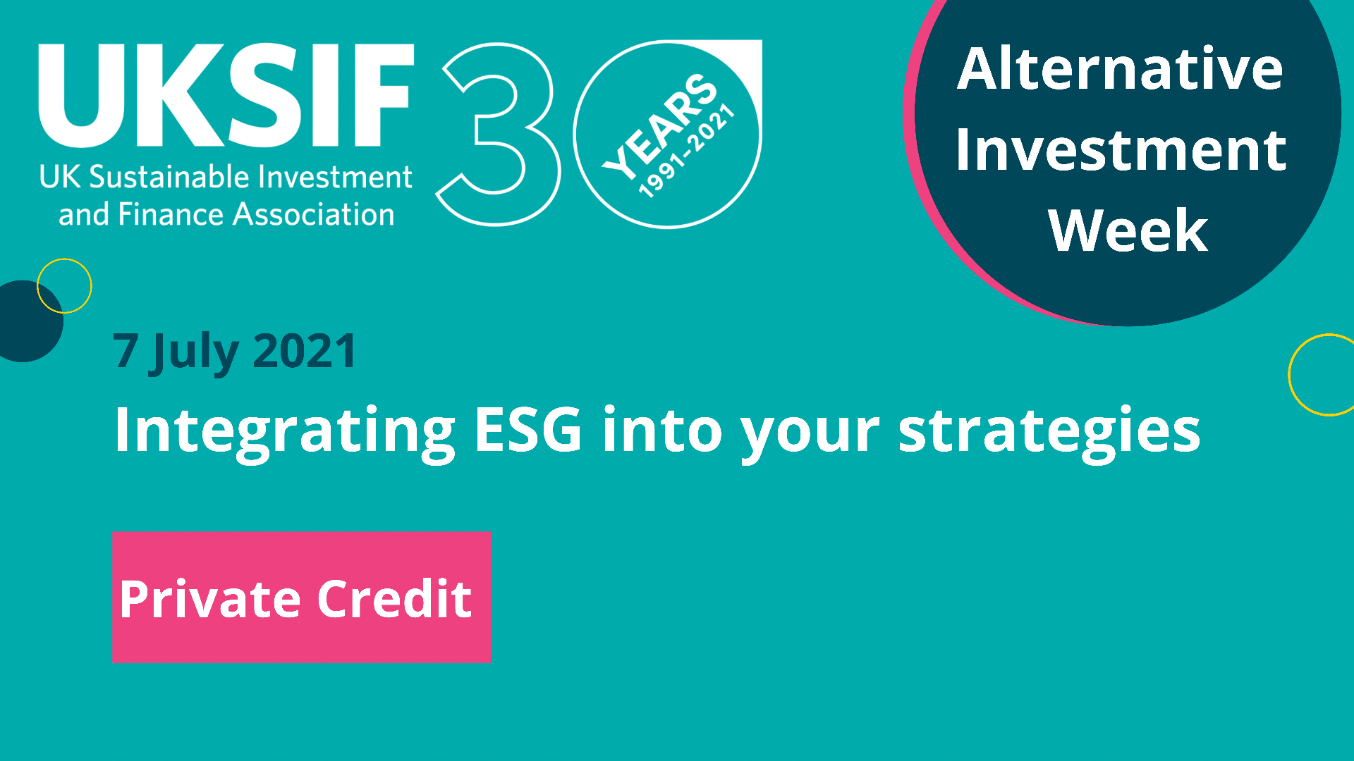 Implementing ESG in private credit strategies - Preview Image