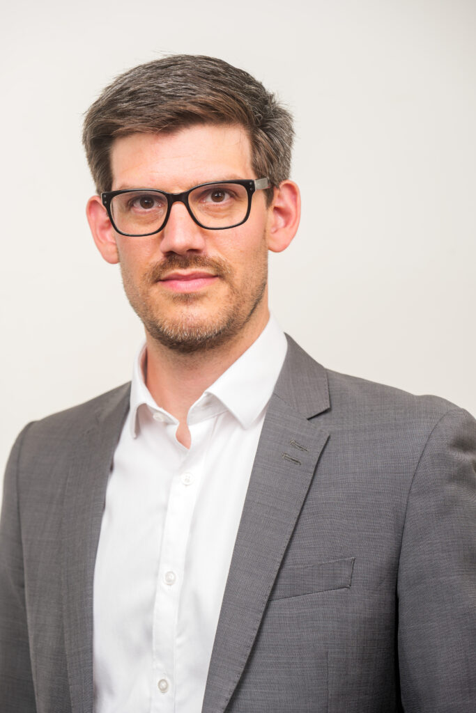 James Alexander, UKSIF Chief Executive
