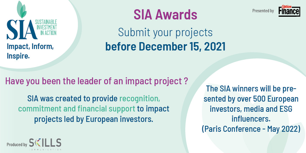 Sustainable Investment in Action Conference and Awards - Preview Image