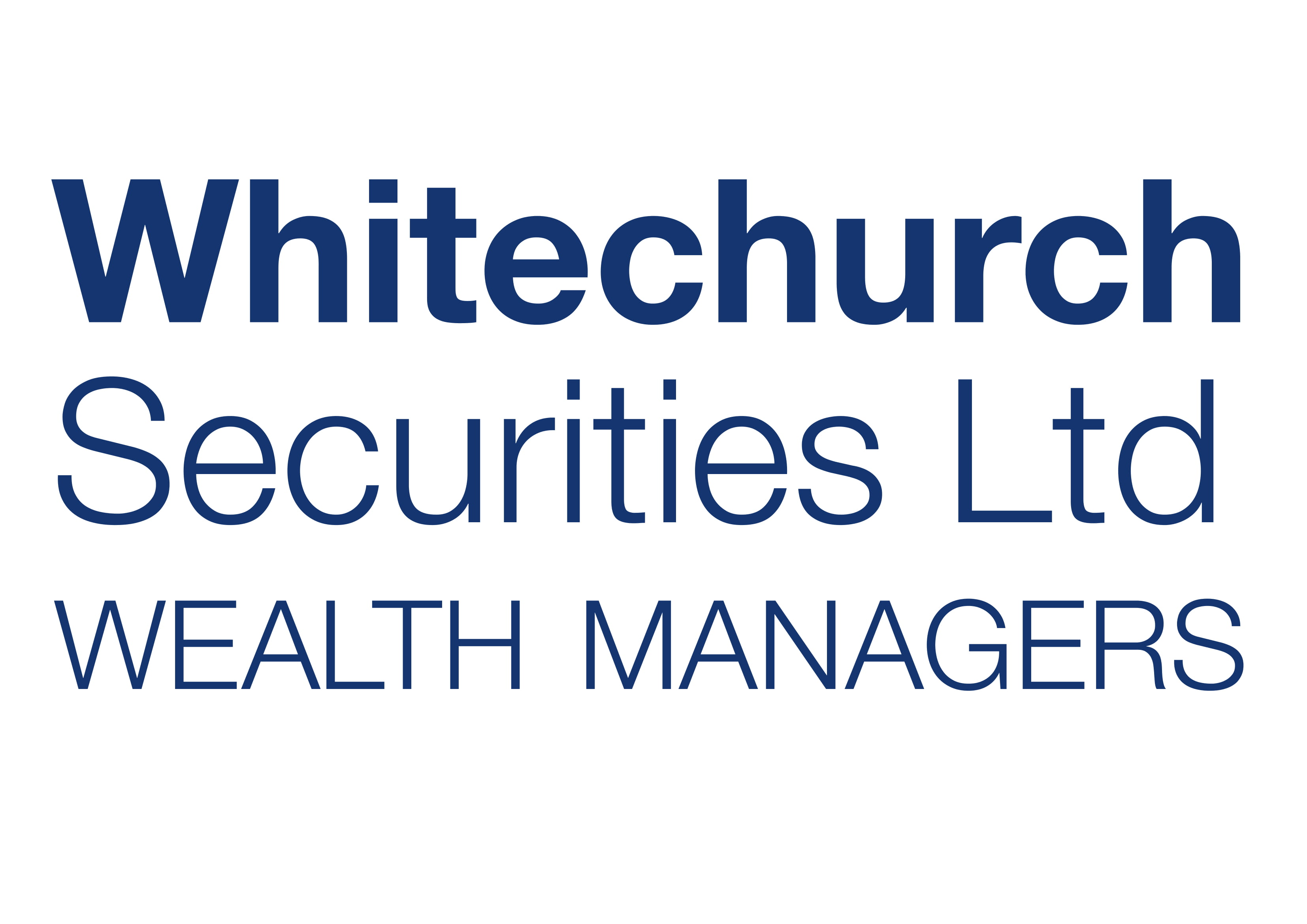 Whitechurch Securities Ltd - company logo